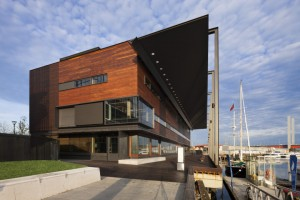 Clare Design Library at the Dock