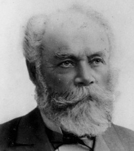 Richard Matthews Hyne founder