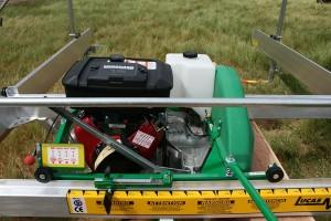 Lucas Mill portable sawmill equipment